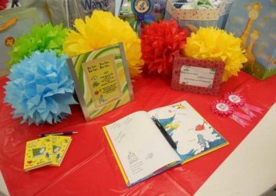 AE NOLES EVENTS - Gift Table2